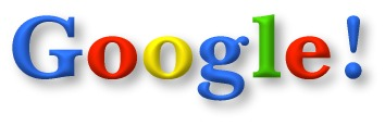 Old Google logo from 1998