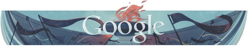 Google Doodle Schlussfeier