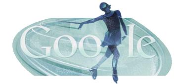 Google Doodle Eistanz