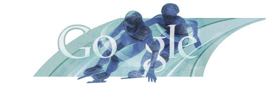 Google Doodle Shorttrack