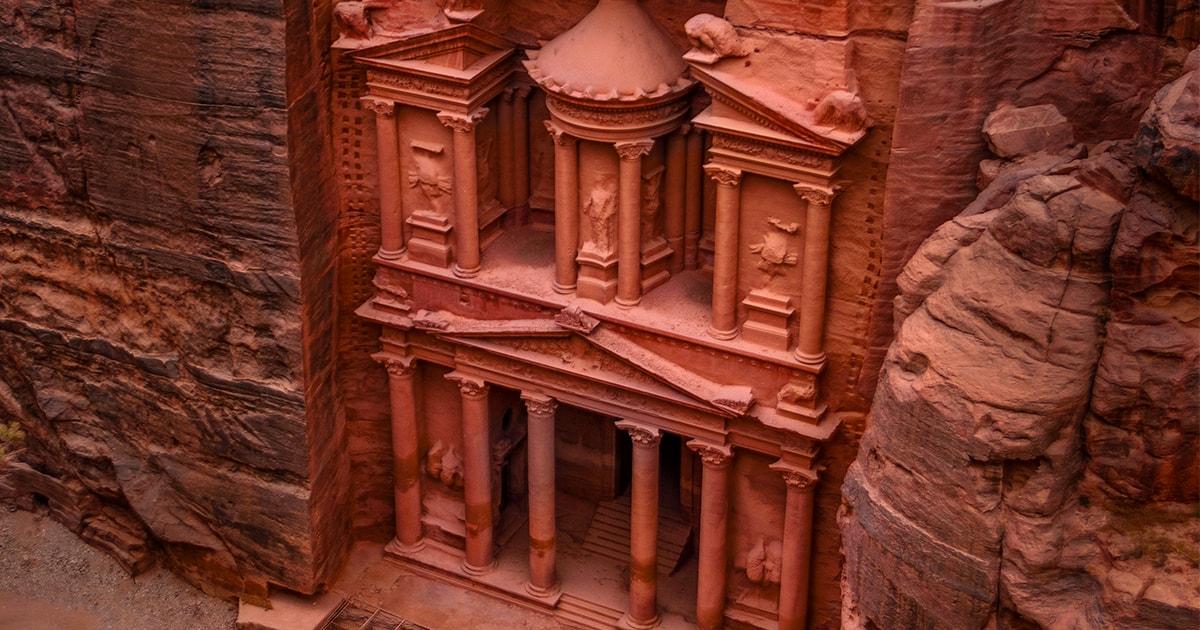 Street View Treks  Petra 2a540854d2