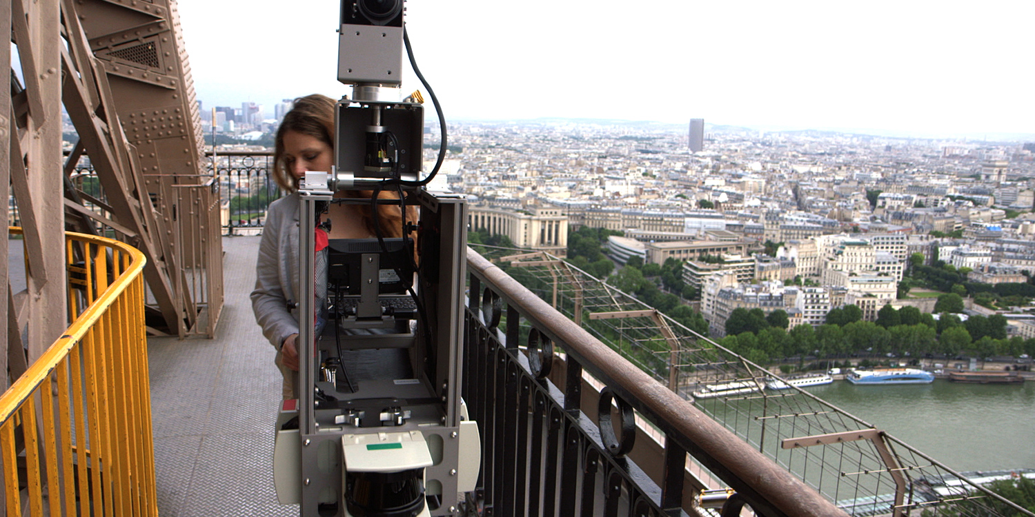 kartta google street view Street View Treks: Eiffel Tower – About – Google Maps kartta google street view