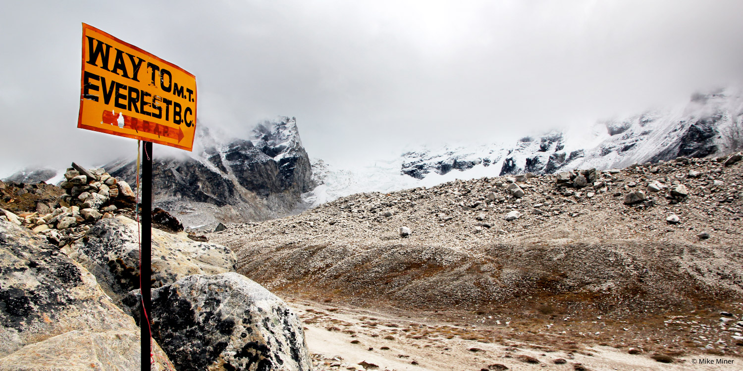 Street View Treks: Everest Base Camp – About – Google Maps