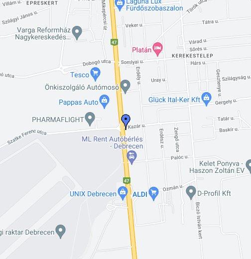 debrecen biczó istván kert térkép Farmmix Debrecen mezőgazdaságiés kertészeti áruház – Google Saját  debrecen biczó istván kert térkép