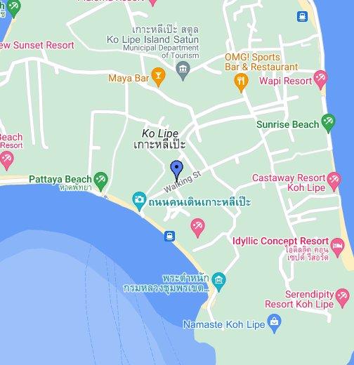 Koh Lipe Island - Google My Maps Koh Lipe Map on koh samui map, curitiba map, johor bahru map, national parks thailand map, tarutao national park, ko poda, koh tao map, gdansk map, chichicastenango map, ho chi minh city map, koh jum map, krabi province, kisumu map, ao nang map, phi phi islands, albufeira map, isla mujeres map, lecce map, chiang rai map, alajuela map, klagenfurt map, coimbra map, chiang mai map, langkawi map,