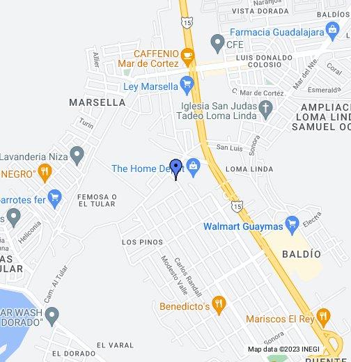 Mi Ubicacion - Google My Maps