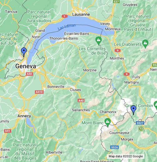 Cartina Italia Google Maps.Val Ferret Google My Maps