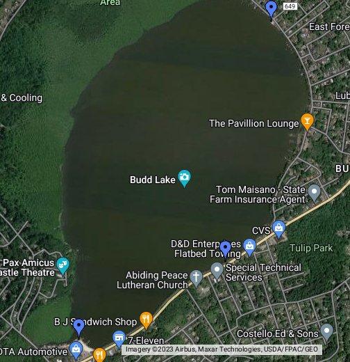 budd lake nj map Budd Lake Google My Maps budd lake nj map