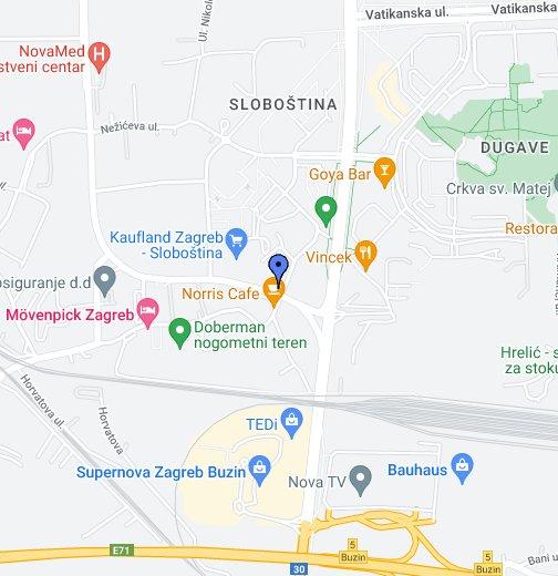 Kika Dom Google My Maps