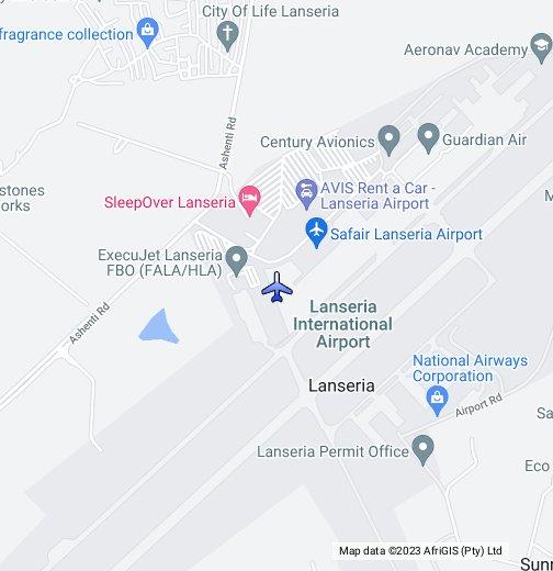 Lanseria Airport, Johannesburg   Google My Maps