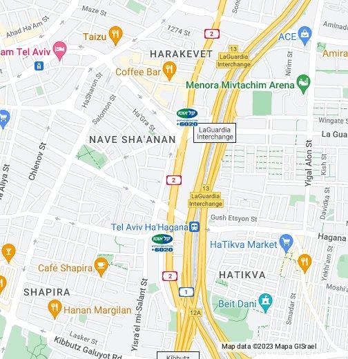Cal Auto Car Rental - Tel Aviv