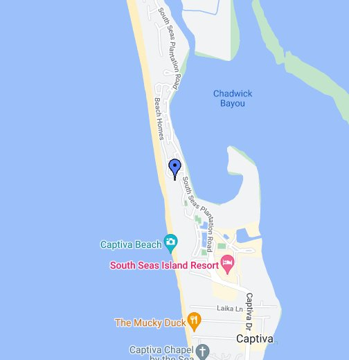 Captiva Island Map Captiva Island   Google My Maps