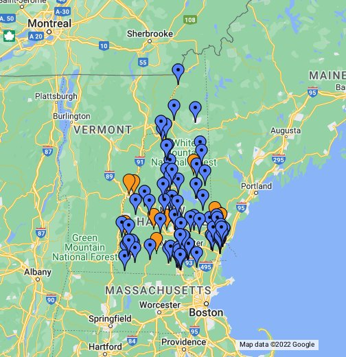New Hampshire Breweries
