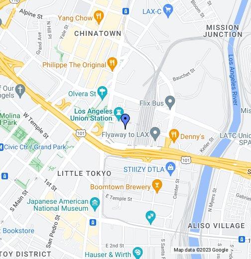 Union Station   Google My Maps