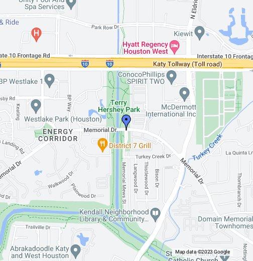 Map 77079.15200 Memorial Drive Houston Tx 77079 Google My Maps