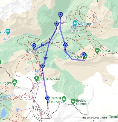 Zermatt - Google My Maps on sils maria switzerland map, engadin switzerland map, zurich switzerland map, switzerland on europe map, matterhorn switzerland map, schilthorn switzerland map, interlaken map, geneva switzerland map, paris switzerland map, wengen switzerland map, pfaffikon switzerland map, switzerland on world map, andes mountains map, mannlichen switzerland map, lugano switzerland map, st. moritz switzerland map, basel switzerland map, saas-fee switzerland map, monte rosa map, davos switzerland map,