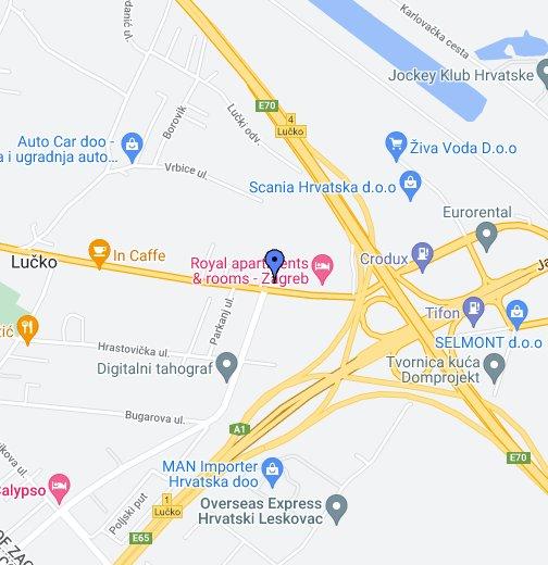 Spuzva Google My Maps