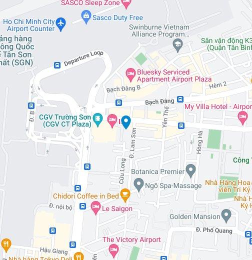 Cà Phê Xanh Kháng Mỡ Thiên Nhiên Việt - Google My Maps