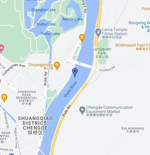 Chengde Map - Chengde map