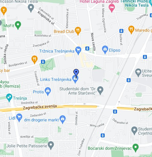 Argus Sredstva Za Samoobranu Google My Maps