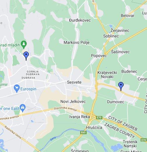 Dor Mat D O O Google My Maps