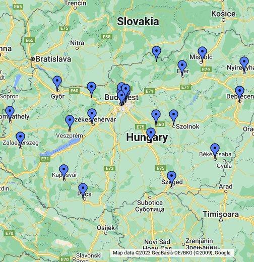 google térkép baja Rextra Orvosi Szaküzletek – Google Saját térképek google térkép baja