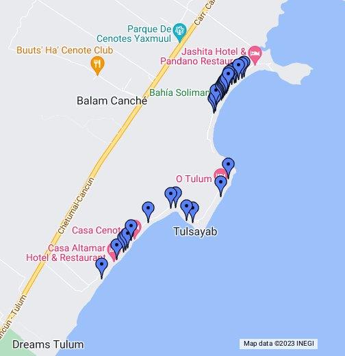 Tankah Soliman Bay Google My Maps