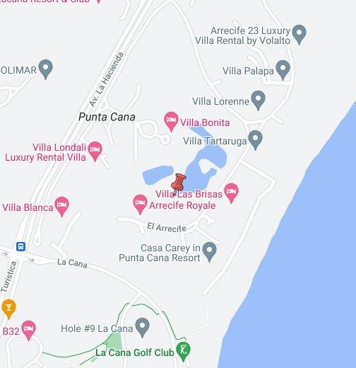 Punta Cana, Dominican Republic - Google My Maps