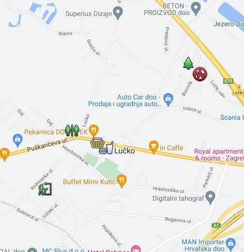 Lucko Google My Maps