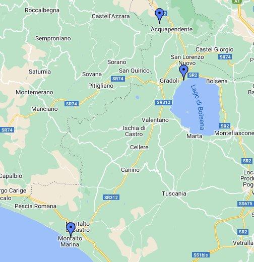 Cartina Italia Google Maps.Montalto Marina Google My Maps
