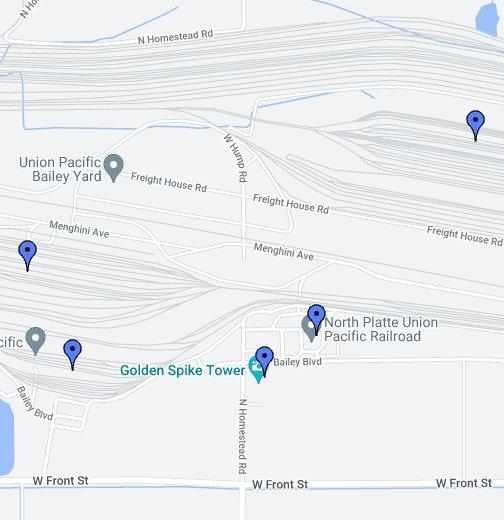 Bailey Yard - Google My Maps on