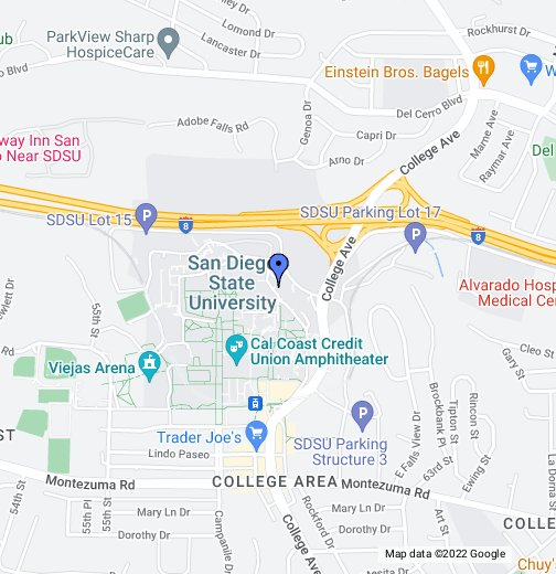 SDSU Department of Computer Science - Google My Maps on ndsu map, csu san marcos map, long beach city college map, wright state university campus map, san francisco state university campus map, claremont map, ssu map, west chester university campus map, sjsu map, usd map, mesa college map, north park map, northwestern map, north dakota state university campus map, uc riverside map, san diego map, txst map, texas a&m map, wcu map, usfca map,