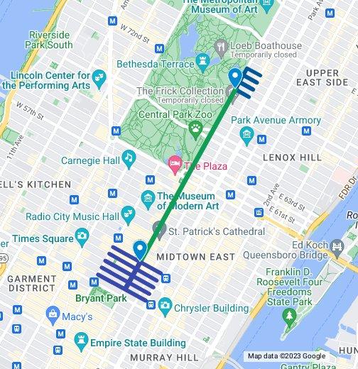 Columbus Day Parade Street Closures - Columbus maps google