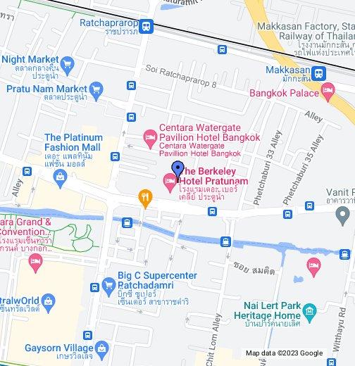 Cgl pratu nam bangkok google my maps gumiabroncs Images