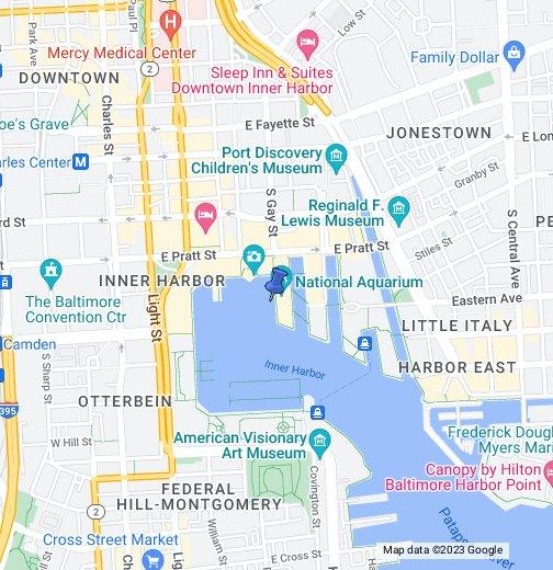 Baltimore Aquarium Google Maps | Allcanwear.org