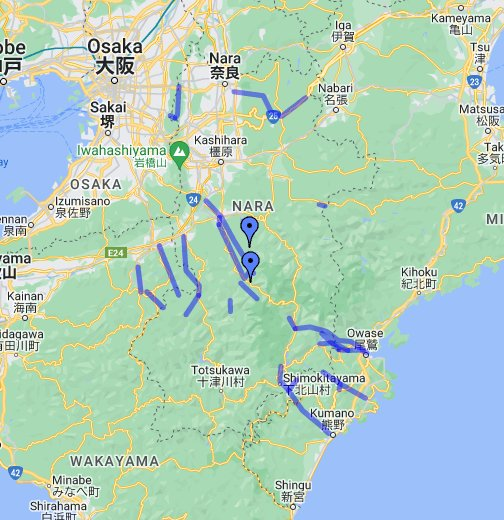 奈良県下の索道
