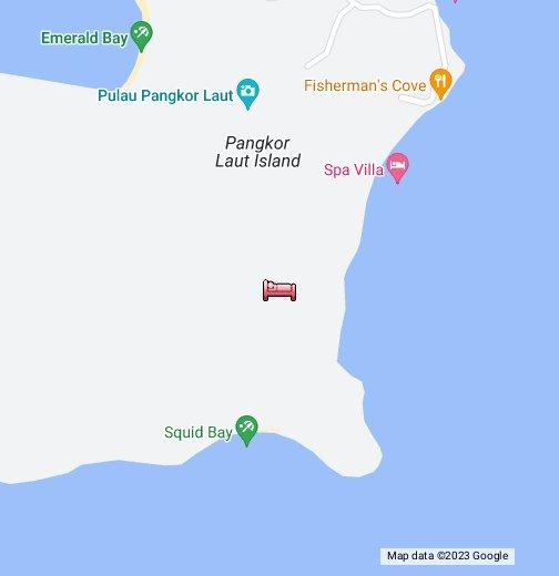 Pangkor Laut Resort - Google My Maps