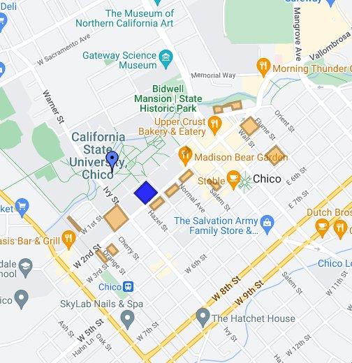 Chico Map - Google My Maps on etiwanda map, amador map, brooktrails map, de cordova map, gorda map, cedar ridge map, wolfe city map, visalia tulare map, auberry map, hayfork map, vacaville map, linda map, butte county city map, 1000 palms map, enloe map, burney map, gaviota beach map, archer city map, snelling map, halsey map,