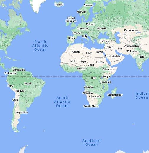 Karta Pa Spansk.Alicante Google Mina Kartor