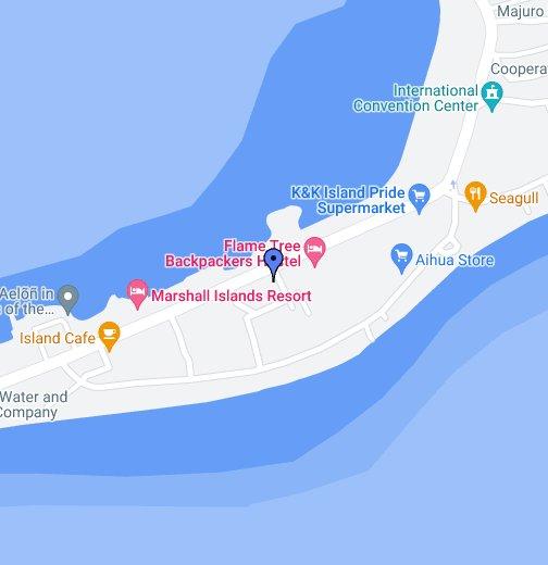 USP Marshall Islands Campus - Google My Maps