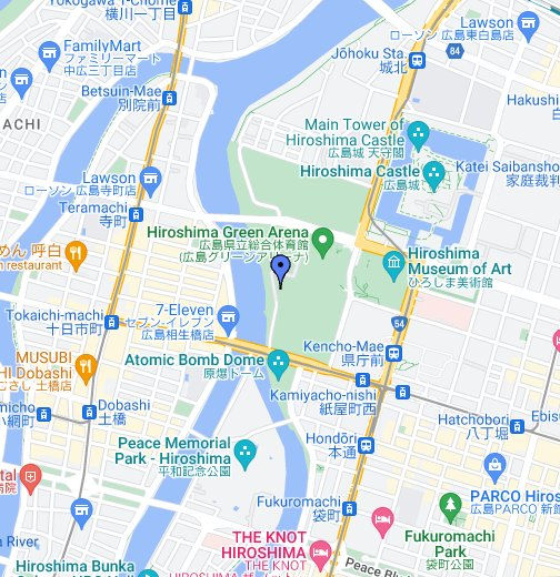 Hiroshima Children\'s Museum - Google My Maps