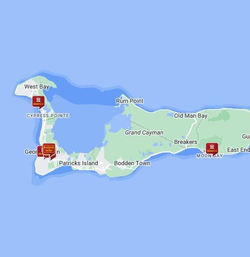 CIBC FirstCaribbean International Bank - Cayman Islands - Google My on