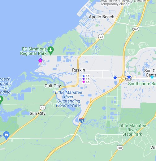 Shell Point Florida Map.Ruskin Fl Hotels Map Cheap Rates Hotel Reviews Discount Deals