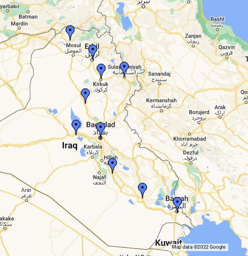 Al asad iraq map gallery diagram writing sample ideas and guide my iraq freerunsca gallery sciox Gallery