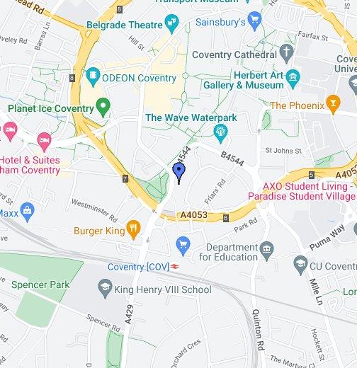 Jumpstart - Google My Maps