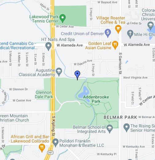 Lakewood, CO - Google My Maps