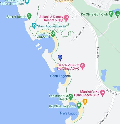 Oahu Beaches -- Ko Olina Lagoons - Google My Maps on california map, oahu map, illinois map, caribbean map, florida map, delaware map, pacific map, texas map, michigan map, alaska map, ohio map, indiana map, unites states map, arizona map, honolulu map, oregon map, japan map, north carolina map, mexico map, idaho map,