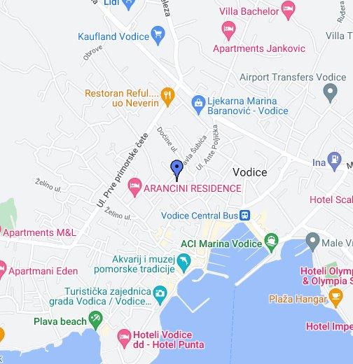 Novi Sad Google My Maps