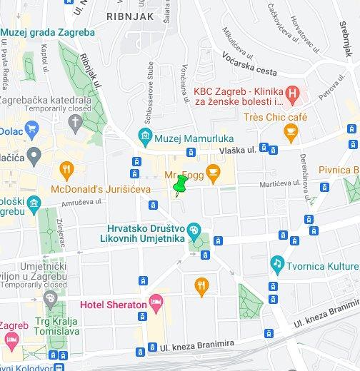 Poliklinika Fiziodent Google My Maps