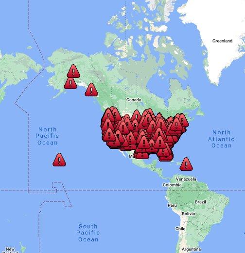Murder/Suicide 2011   Google My Maps
